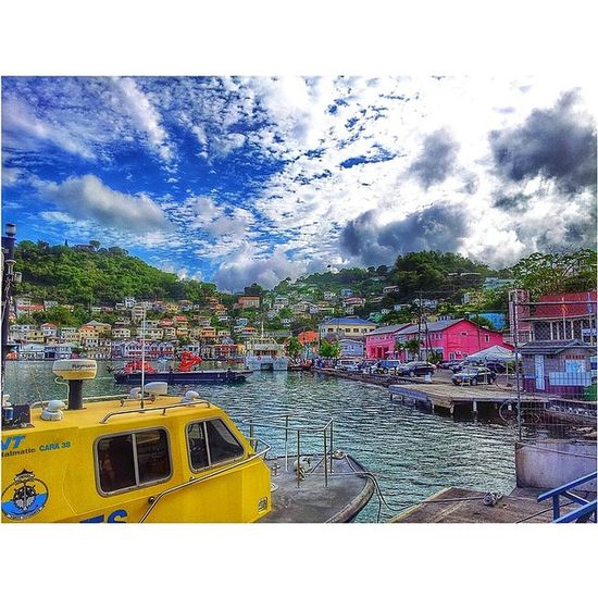 Ilivewhereyouvacation Ig_caribbean_sea Islandlivity Ig_caribbean Islandlife Grenada Awesomecaptures Hdrstylesgf Skystyles Skyporn Westindies_nature Westindies_color Westindies_clouds Wu_caribbean Rsa_light Rebels_hdr