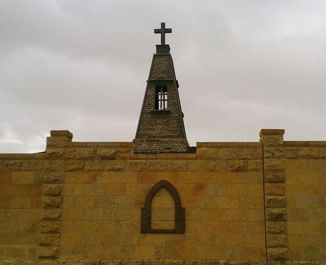 Ограда христианской церкви в Каире. египет архитектура Egypt Architecture