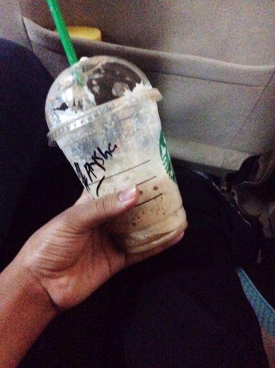 My love ❤️❤️ Starbucks Mochafrappe
