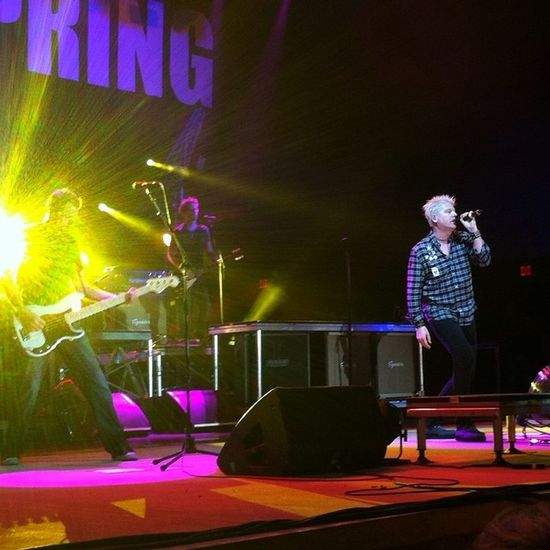 Theoffspring Smash  StageAE PGH 412 👏😍🎸