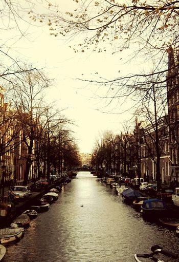 Amsterdam Water