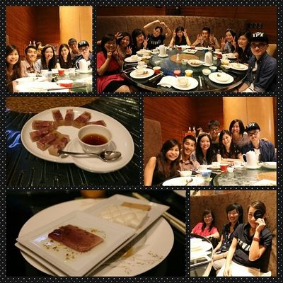 黃sir,生日快樂! Concierge  Birthday Dinner Newshanghai Mimisphotography mimis_favourite