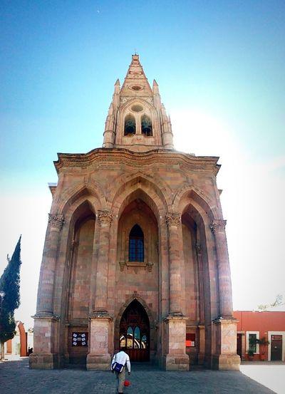 Iglesia Architecture Dolores Hidalgo Mexico