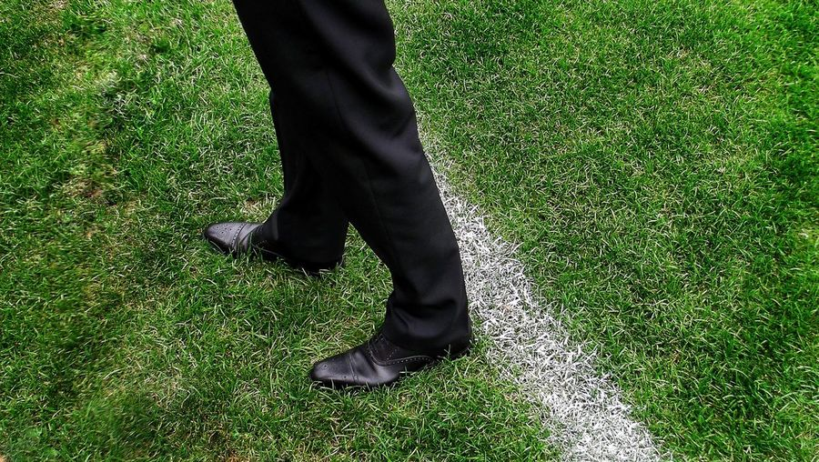 This Is Masculinity Football Fever Football Stadium Grassy Casual Clothing Green Color Football Shoes Elegant Business Football Business Coach Soccer Soccer Field Soccer Stadium Soccer⚽ Football Field Break The Mold