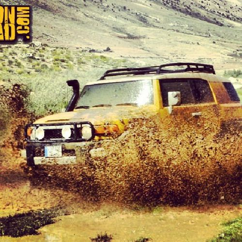 Me Mud Mudbath Fun relaxation fjcruiser