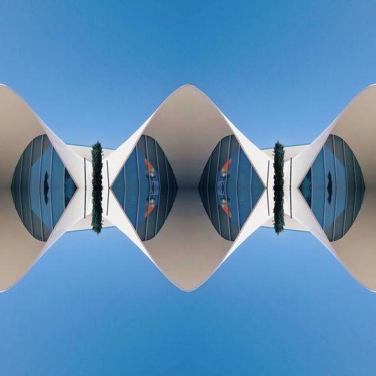 wavelength Architecture Diptic Geometric Shapes