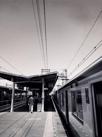 Bw_ Collection EyeEm Gallery Bw_shotz Blackandwhite Photography Black & White Bw_lovers Black And White Train Station Bw Monochrome