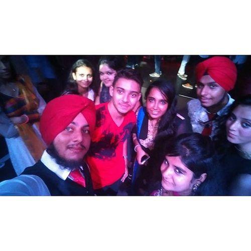 Freshers_party Bhangra Full_khap Got Best_couple AWARD 😊😊😊😊