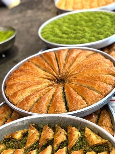 Baklava Turkish Dessert Baklava Food And Drink Freshness Food Close-up Still Life Sweet Food Dessert Sweet