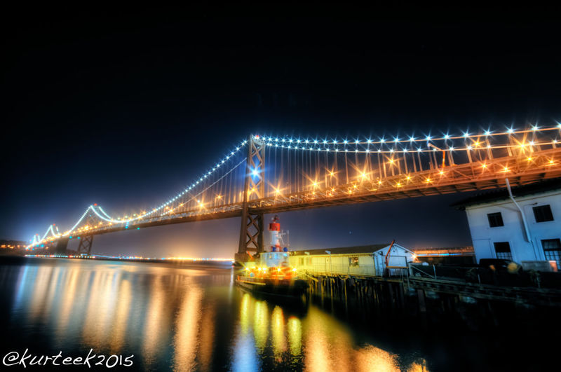 """Taken the other night"" Photography Check This Out Long Exposure Nightphotography Shadows & Lights San Francisco Cityscapes"