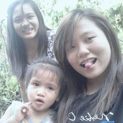 With my sisters from another mother hahaha!