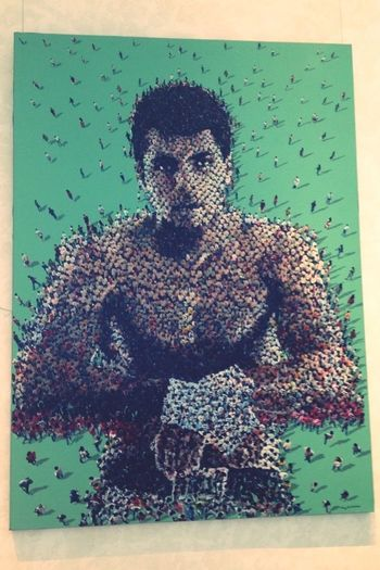 Awesome Paintings By Indonesian Muhammad Ali