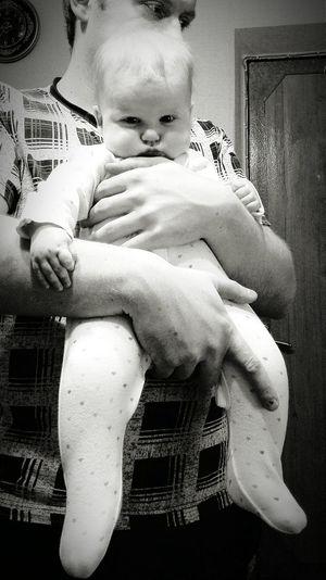 My Life ❤ My Little Girl Black And White Belarus Minsk Zakharova St