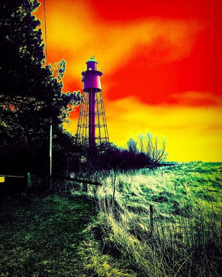 Memories of this Place makes me Happy and want to go back to my Childhood Summer Times  ❤️ Lighthouse Öland Kapelludden Glowing Sky Safe Safe Place Nature Spirits Adventure Chasing Dreams Love Likeforlike Follow4follow Like Spaced Up Photo