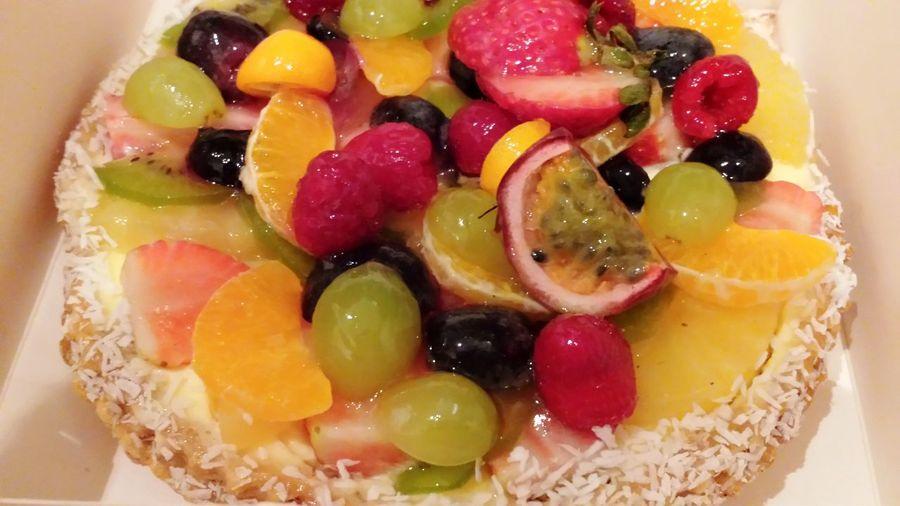 Tarte Food Photography