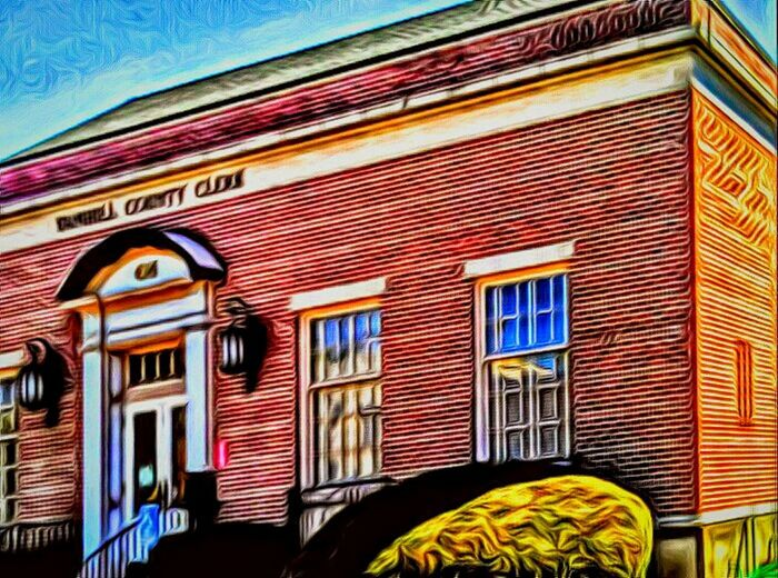 Yamhill County Clerks Office Former Jail Former Post Office Old Architecture Old Part Of Town Architecture_collection Architectural Detail Brick Building Red Brick Old Architectural Love Love Of Old Buildings Neverstopexploring  Love ♥ Fine Architecture Old But Awesome