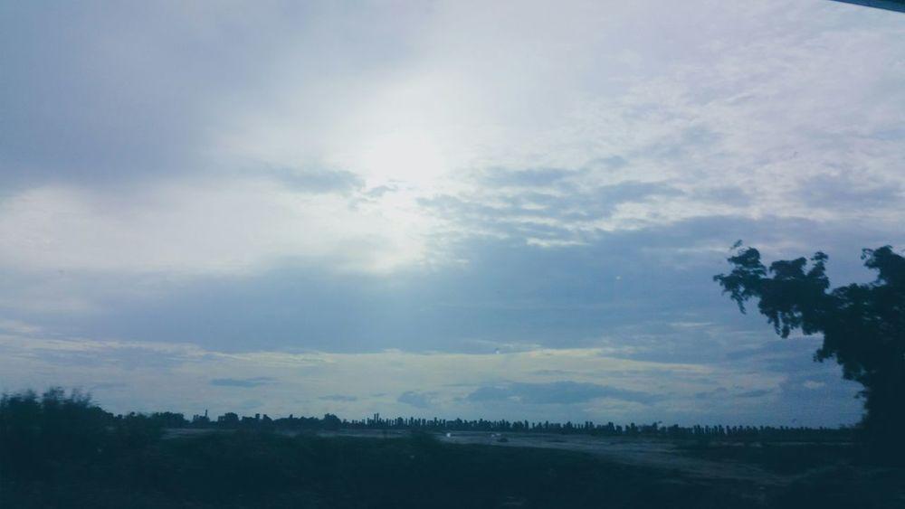 ฟ้าหลังฝนสดใสเสมอ ⛅ Sky Nuture