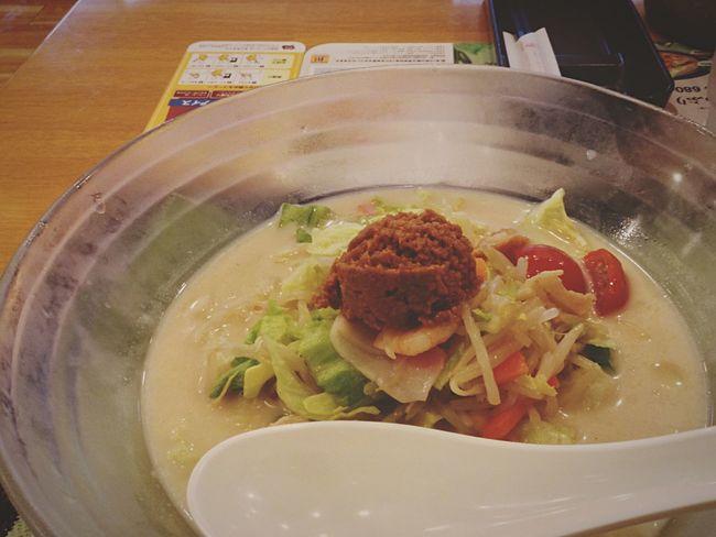 ちゃんぽん 食べたかと 夜食テロ Ringer Hat : Cold soup Pasta ( hiyashi Champon ) Nagasaki Citizens Soul Food Foodporn IPod Touch Photography The Foodie - 2015 EyeEm Awards http://youtu.be/vDGpmb75tIQ 和華蘭(Nagasaki Culture) Mealtime