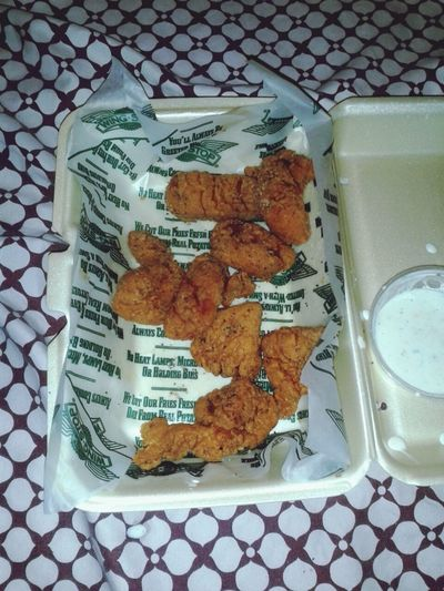 Wing Stop ♡