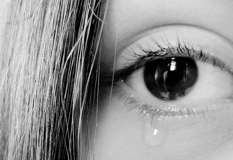 Eye Humaneye Sadness