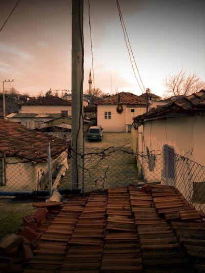 Village Smyrna House Old House Oldtown