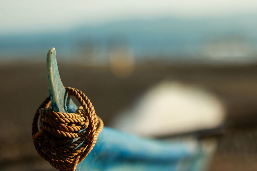 Close-up Easter No People Outdoors Day Boat Fishing Boat TIP Focus On Foreground Canonphotography From My Point Of View Eyeem Market Eyeem Philippines Sea