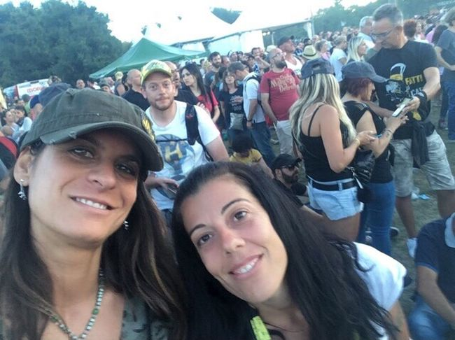 Modena park Kom2017 Crowd Audience Music Festival Large Group Of People Arts Culture And Entertainment Portrait People Togetherness Leisure Activity Looking At Camera Lifestyles Women Day Young Women Young Adult Adult Entertainment Event Adults Only Outdoors Popular Music Concert