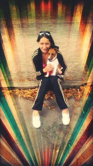 Jackrussell Dog❤ Isco Adidas Mon branleur ❤