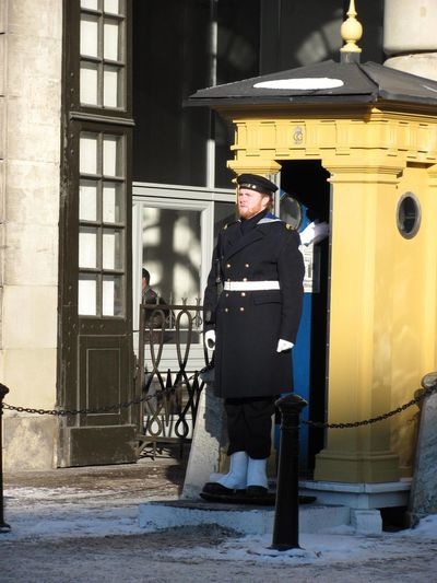 Honor guard. Stockholm. Sweden. HonorGuard Street Stockholm, Sweden Stockholm Travel Destinations Travel One Man Only Portrait People Period Costume