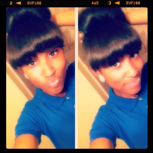 Ima Wear My Hair Like This Again