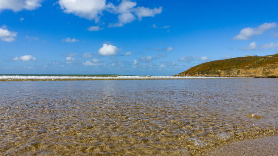 Low Tide Water