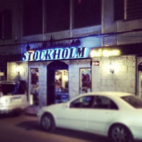 Stockholminlebanon Gemmayse @arpyolsson @maardo @antanios