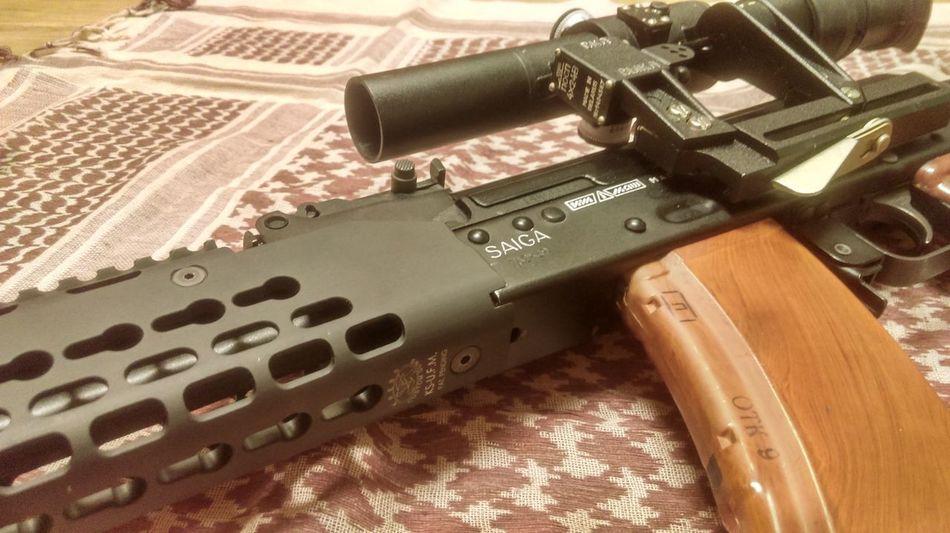 AK47 Assaultrifle Bakelite Izhmash Redarmy Rifle Russia Russian Saiga