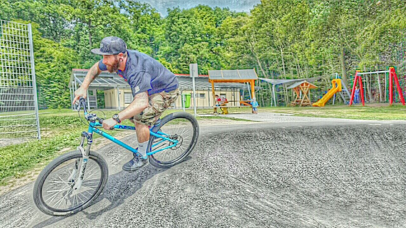Pumptrack Riding Pumptrack Transportation Bicycle Riding Cycling Outdoors Mtb Love Mtbpassion Ilovemtb Cyclingphoto Cyclinglife
