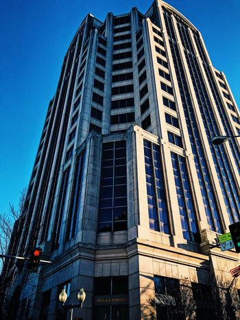 🏦 Low Angle View Architecture Built Structure Building Exterior Skyscraper Outdoors Day No People Sky Travel Destinations Clear Sky Modern City