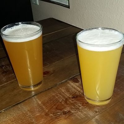 Enjoying some classics Marblebrewery Wildflowerwheat and my fave Doublewhite Drinklocal beer craftbeer