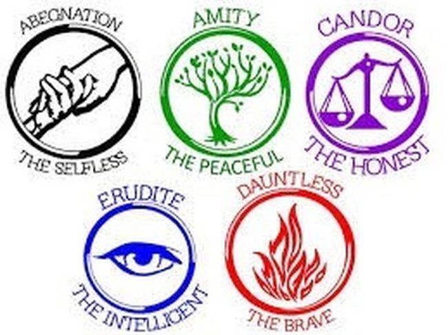 Divergent is amazing! Divergent Dauntless