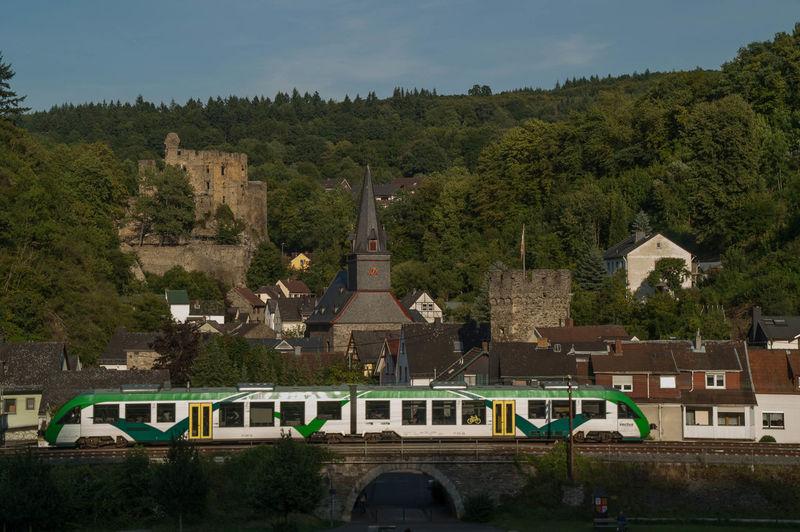 Balduinstein Eisenbahn Lahn Railway