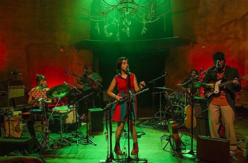 Soundtrack Of Our Lives MPB Bossanova Samba Music Greenandred Lights Musicconcert Brazil Brazilianmusic