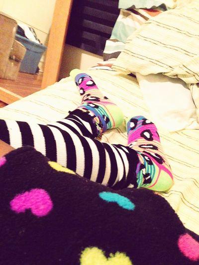 Urban Socks Junkie Weirdo Indifferent Legwarmers