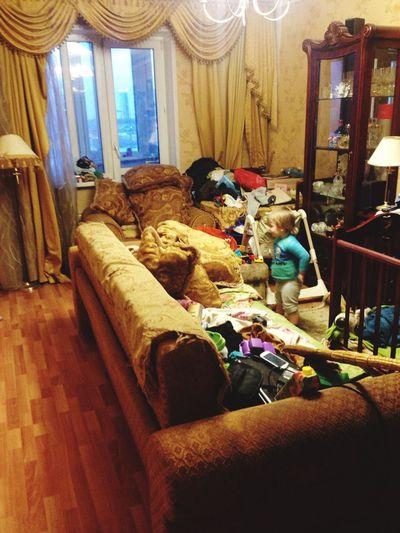 Подготовка к НГ Mitino Life Home