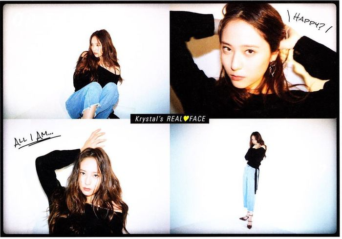 There are so many important things that I've learned from you, Happy Birthday my half 💜💕 Young Women Beauty Birthday Girl Beautiful Woman Beauty In Ordinary Things Inspirations Check This Out Krystal Jung Jung Soojung Headshot Women Who Inspire You Faces Of EyeEm F(x)