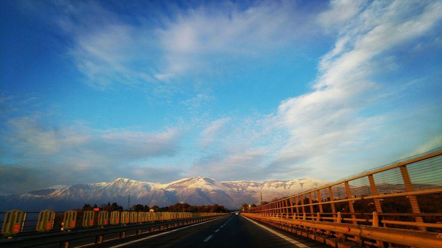 Wonderful View Reaching Caserta