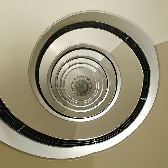 the friday swirl Best Of Stairways The World Needs More Spiral Staircases Midcentury Modern Fine Art Photography Pivotal Ideas Swirl Lookingup Mobilephotography Shootermag Sonyxperia Performance Interior Style
