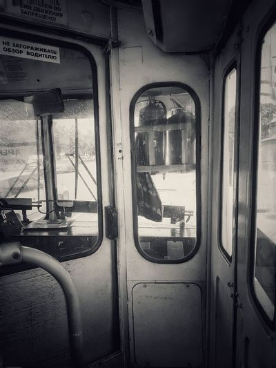 Trolley bus Trolley Bus Interior Russia People Transport Door Train - Vehicle Window Public Transportation Subway Train Passenger Train