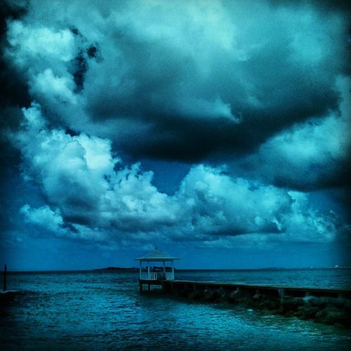 Bahamas Cloud Skyporn Skyscapes Clouds Cloudscapes sky_collection