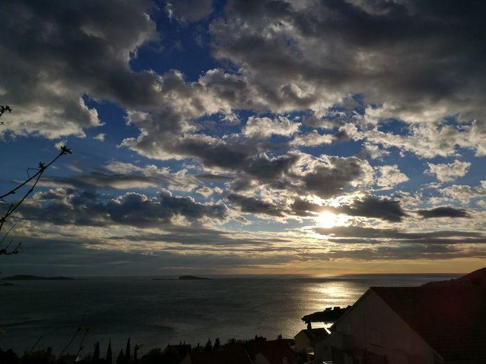 First Eyeem Photo Sky Clouds Sun See
