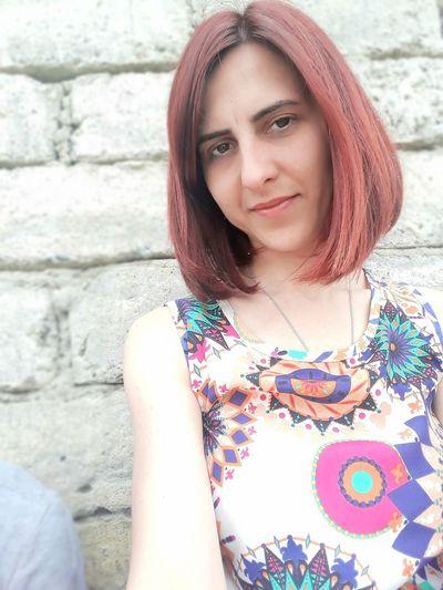 EyeEm Selects Young Women Portrait Beautiful Woman Beauty Beautiful People Smiling Females Women Happiness Flower
