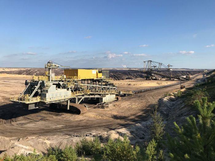 Mining Horizon