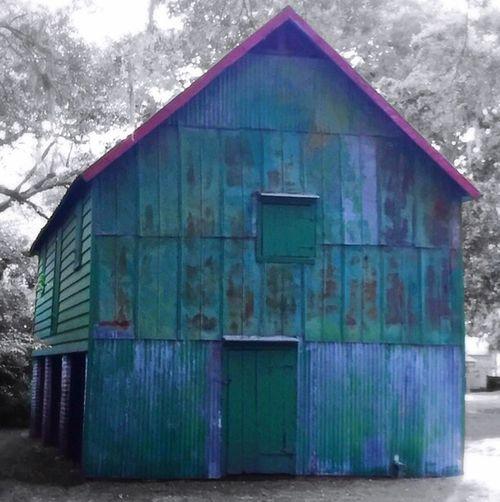 Charleston, SC Cotton Gin Charleston Vikki Bradley O'Keefe Art